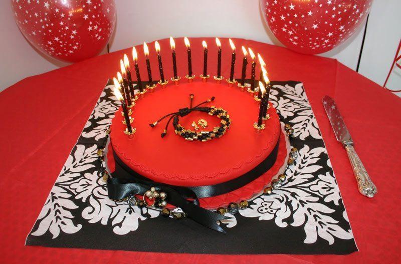 Bánh sinh nhật csa tính dành cho cháu trai 19 tuổi