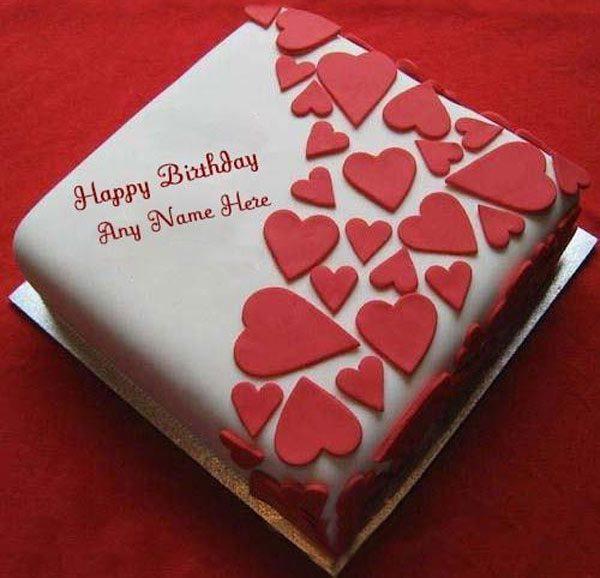 Bánh sinh nhật cho chồng cũ