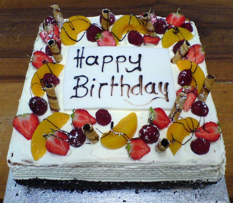 Bánh sinh nhật đặc biệt