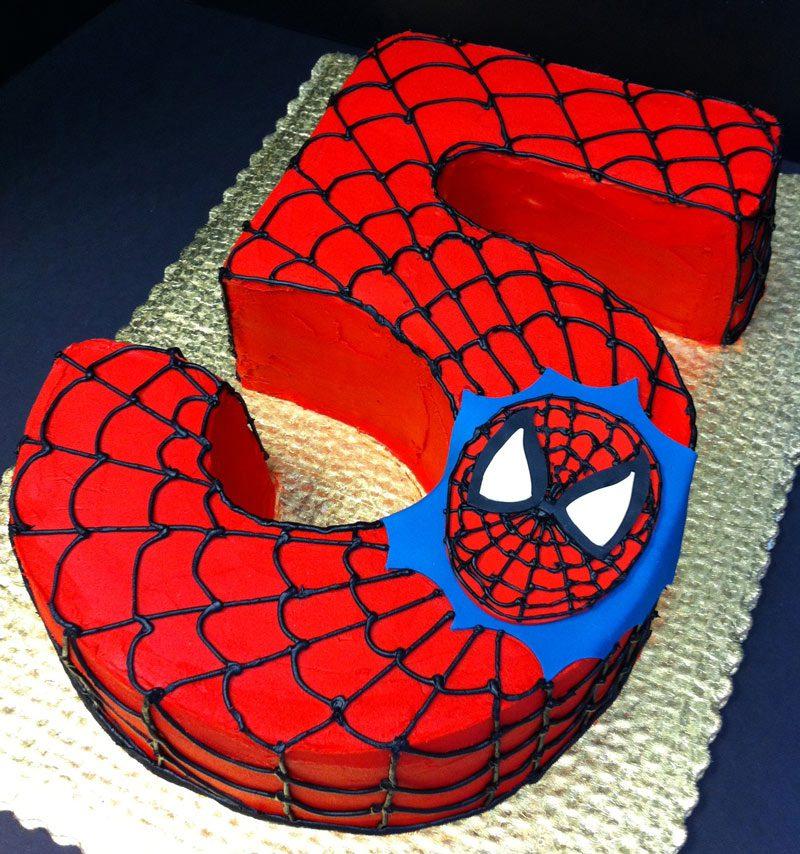 bánh sinh nhật ý nghĩa dành cho bé 5 tuổi