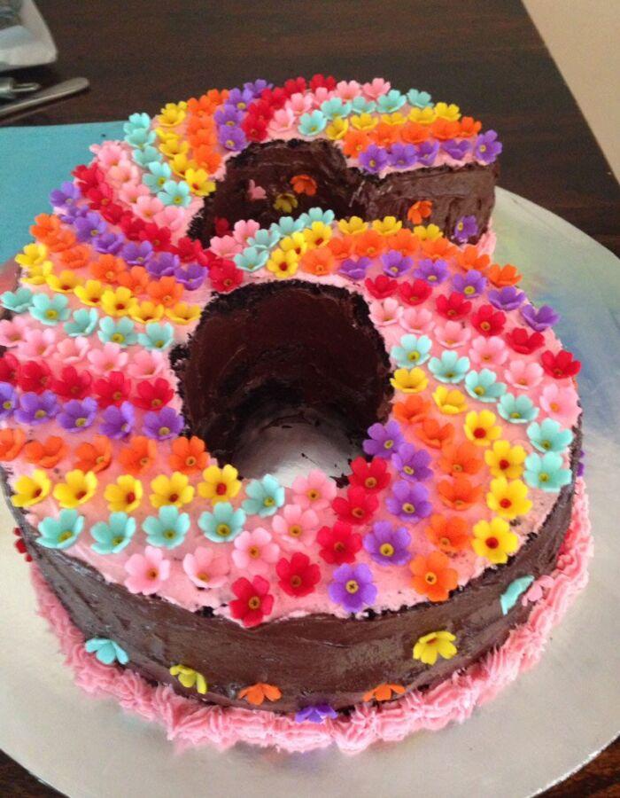 bánh sinh nhật ý nghĩa cho bé 6 tuổi
