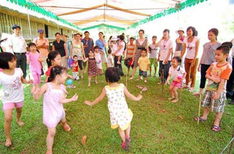 Cách tổ chức ngày hội gia đình