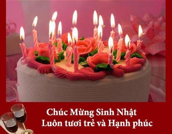 Câu kết ý nghĩa cho lời chúc sinh nhật