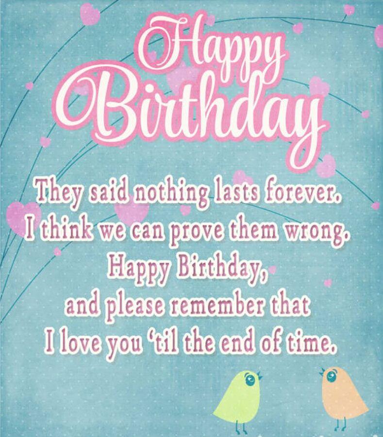 Lời chúc dáng yêu trong ngày sinh nhật