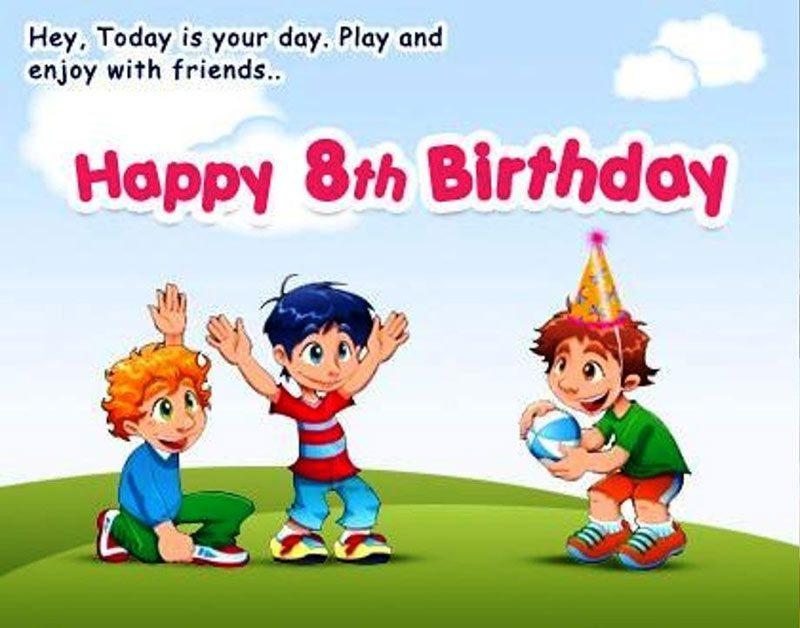 Lời chúc sinh nhật dễ thương cho bé