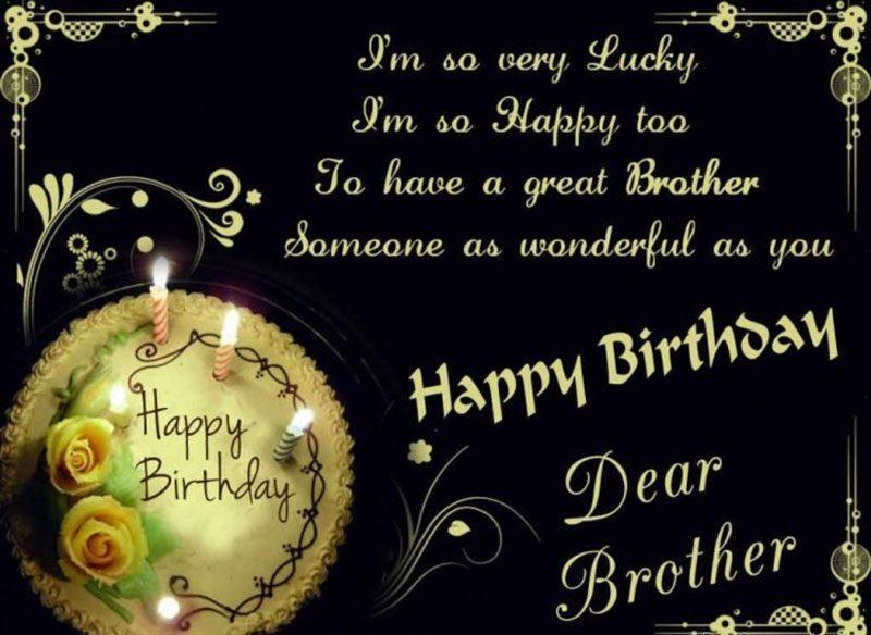 lời chúc sinh nhật ý nghĩa nhất dành cho anh em trai