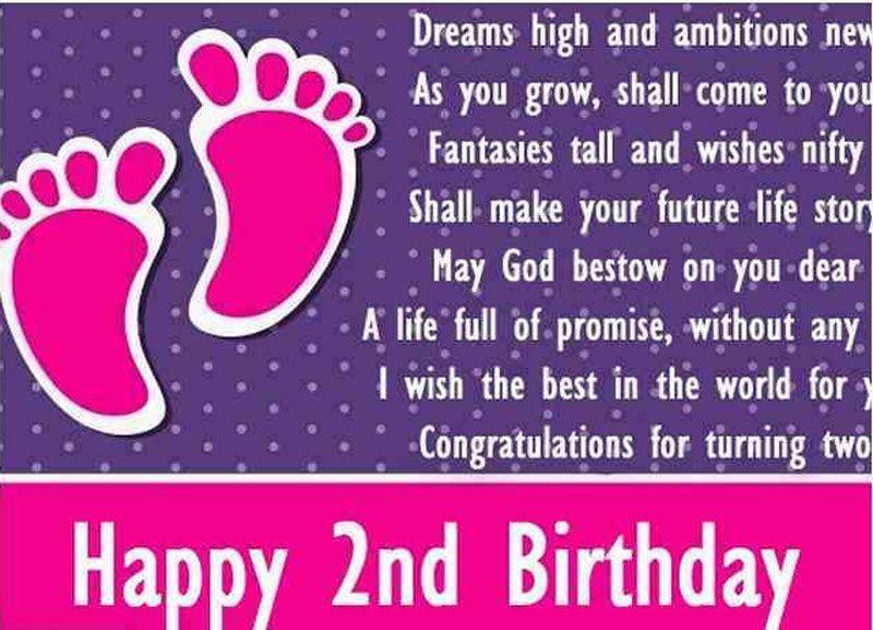 Lời chúc sinh nhật ý nghĩa nhất dành cho bé 2 tuổi