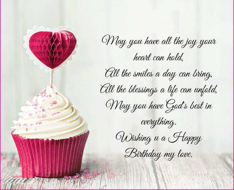 Lời nhắn dễ thương dành cho mọi người trong ngày sinh nhật