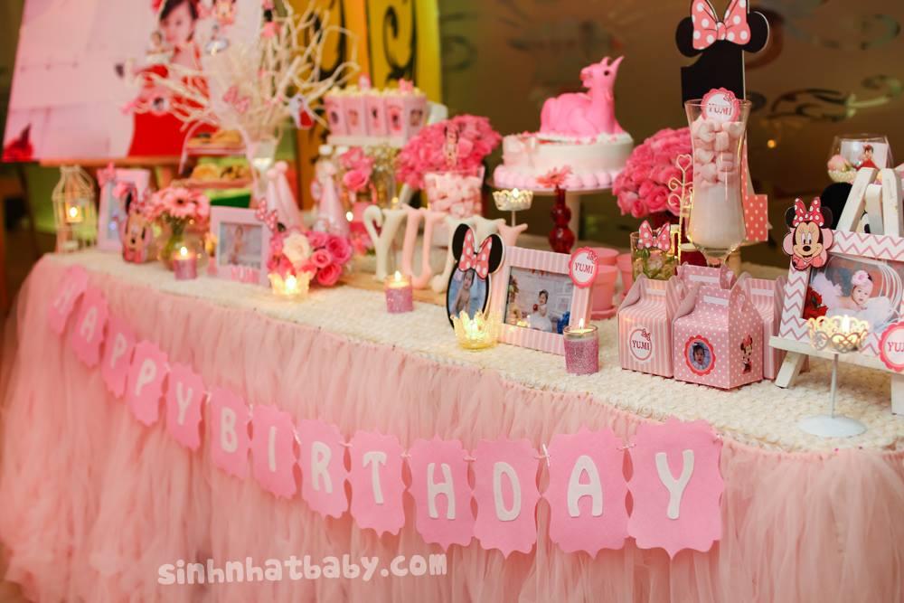 phụ kiện trang trí sinh nhật chi bé 2 tuổi