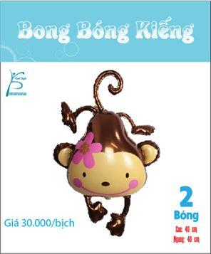 Bong Bóng Kiếng Khỉ Girl