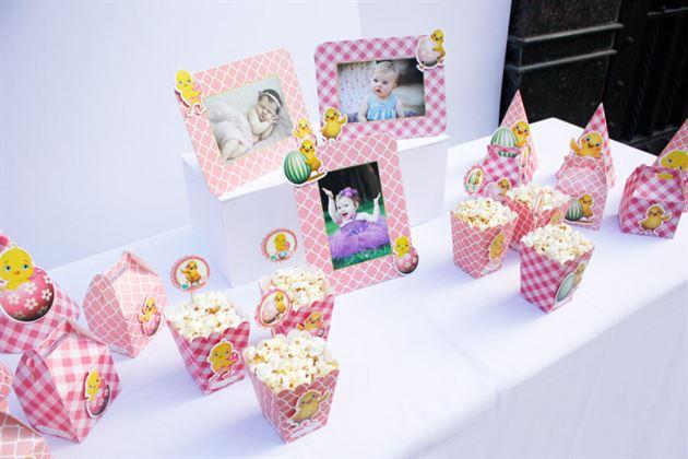 Mini set phụ kiện sinh nhật cho bé gái