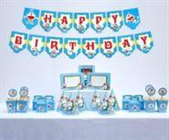 Set trang trí sinh nhật Doraemon