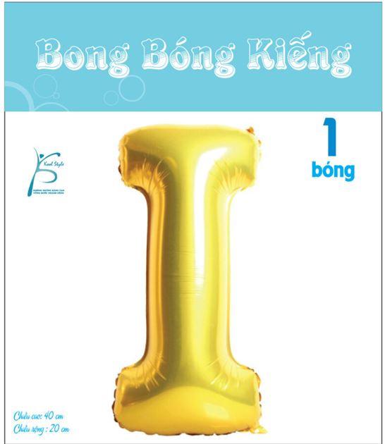 Bong Bóng Chữ  I