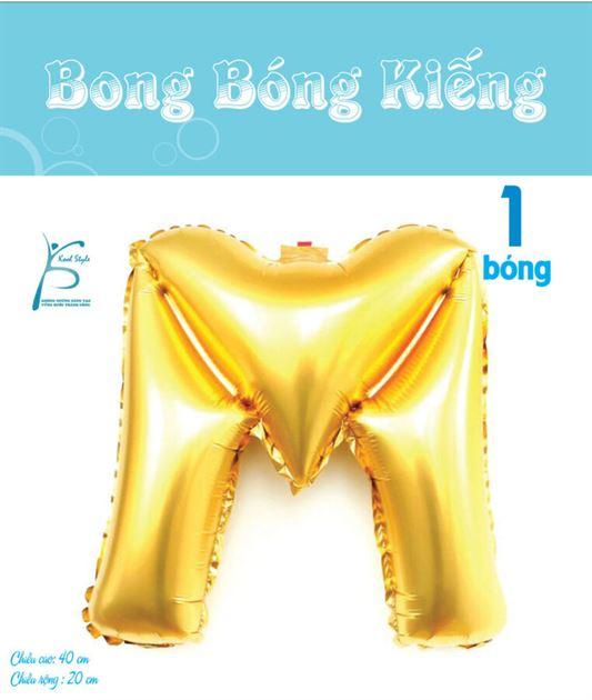 Bong Bóng Chữ M