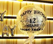 Bong bóng Jumbo trang trí sinh nhật người lớn