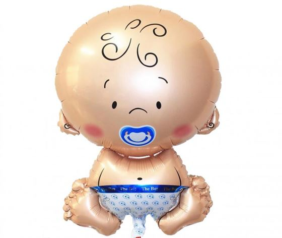 Bong Bóng Kiếng Baby Boy