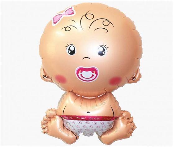 Bong Bóng Kiếng Baby Girl