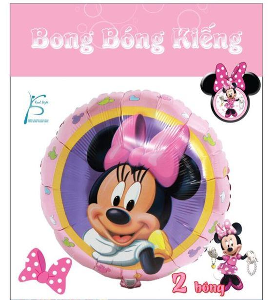 Bong Bóng Kiếng chủ đề Minnie