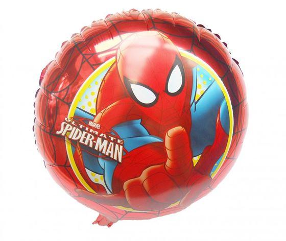 Bong Bóng Kiếng spiderman
