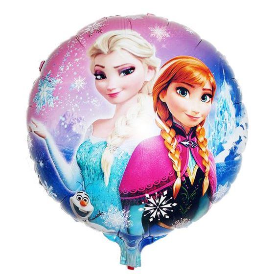 Bong bóng sinh nhật Frozen