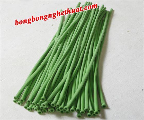 Bong Bóng Tạo Hình 160 màu xanh lá