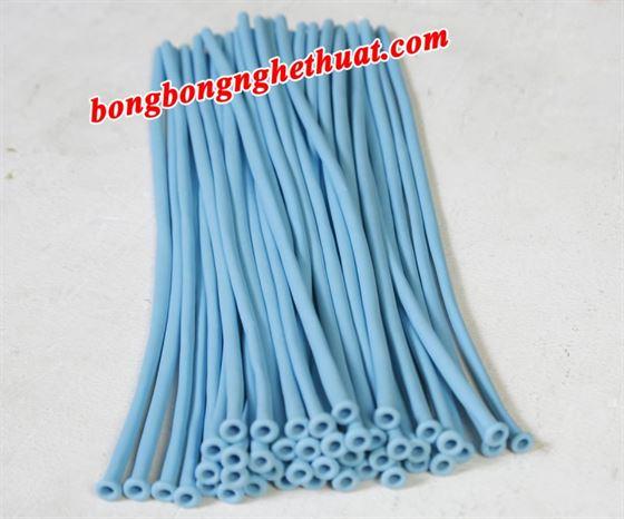 Bong Bóng Tạo Hình 160 màu xanh da trời