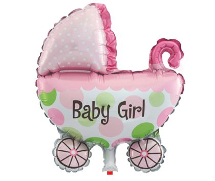Bong bóng kiếng baby girl 1