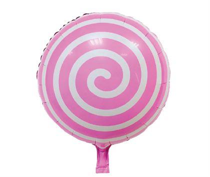Bong bóng kiếng kẹo ngọt hồng