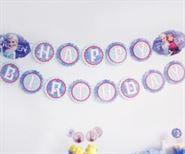 Dây chữ Happy Birthday Frozen