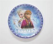 Đĩa giấy sinh nhật Frozen