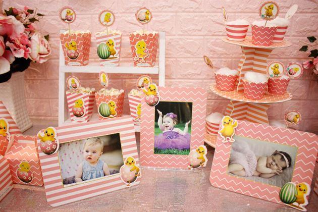 Cận cảnh các món đồ trang trí sinh nhật
