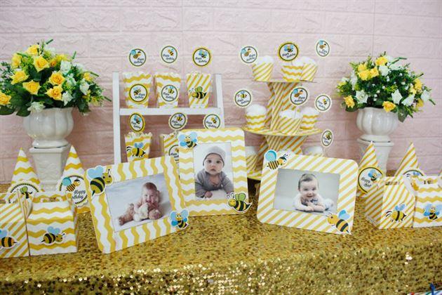 Full set vàng zigzag đặc biệt cho bé