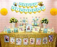 Full set bé ong màu xanh min vàng