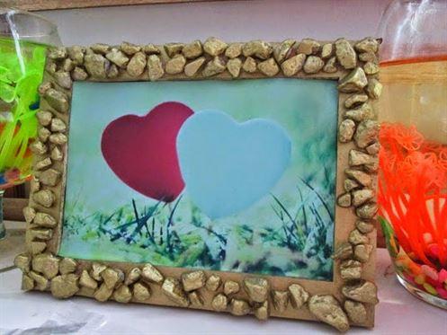 khung ảnh handmade