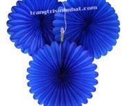 Hoa Rẻ Quạt màu xanh dương