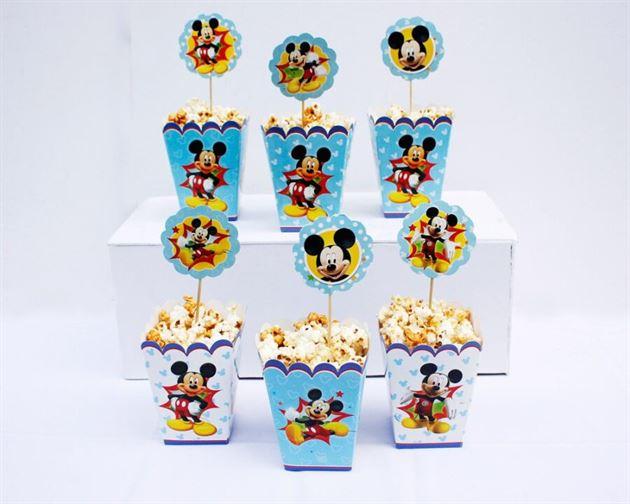 Hộp đựng bắp rang bơ Mickey