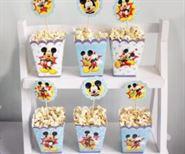 Hộp Đựng Bắp Rang Bơ chủ đề Mickey