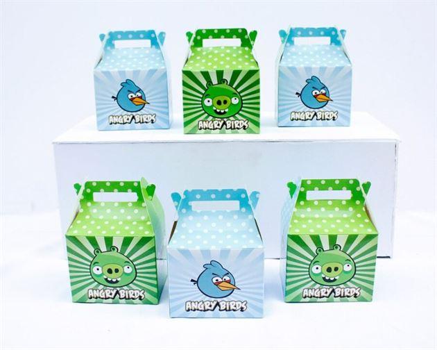 Hộp quà sinh nhật Angry Birds