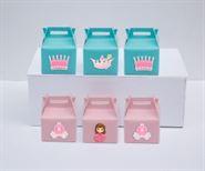 Tem hộp quà sinh nhật Công Chúa