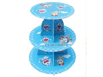 kệ bánh kem sinh nhật Doraemon