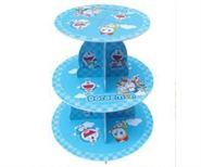 Kệ bánh kem Doraemon