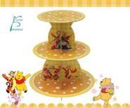Kệ Bánh Kem Sinh Nhật Gấu Pooh