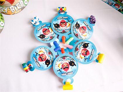 Kèn lưỡi sinh nhật Angry Birds