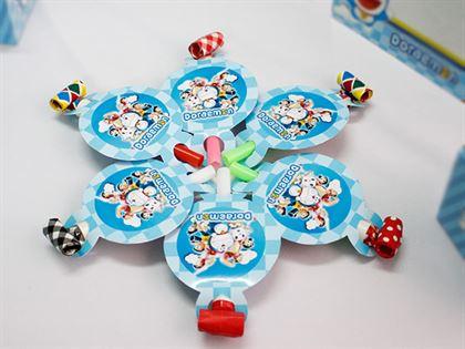 Kèn lưỡi sinh nhật chủ đề Doraemon