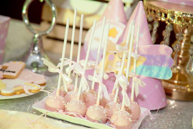 Kẹo cakepops ngọt ngào