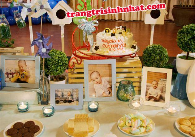 bàn sinh nhật