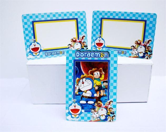 Khung ảnh sinh nhật Doraemon