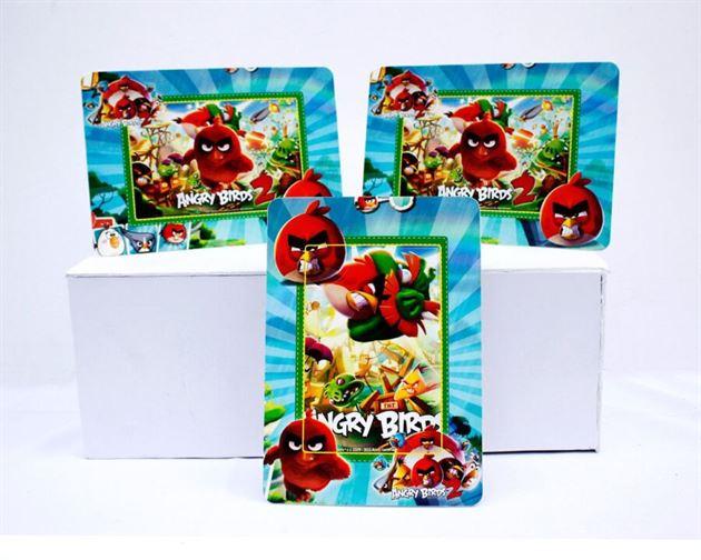 Khung hình sinh nhật Angry Birds