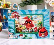 Khung hình trang trí Angry Birds