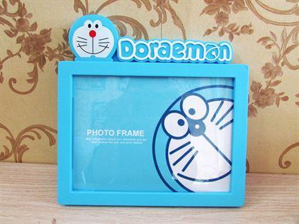 Khung hình đặt bàn trang trí doraemon